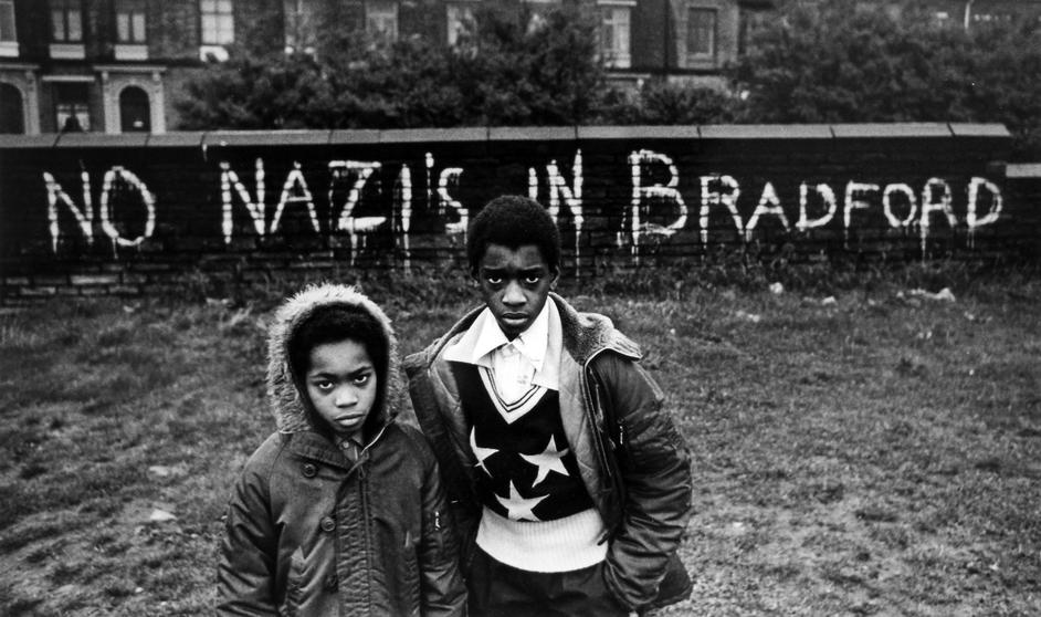 Don McCullin - Local Boys in Bradford 1972
