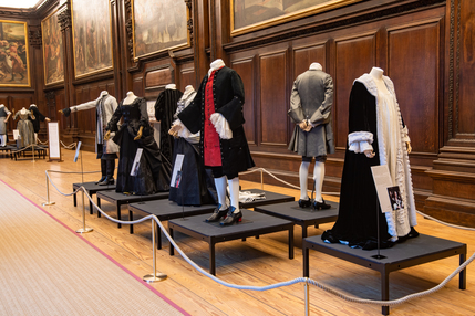 The Favourite Costume Display