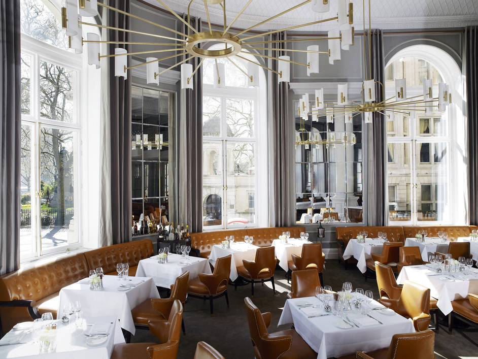 The Northall at Corinthia Hotel London - The Northall dining room, Corinthia Hotel London