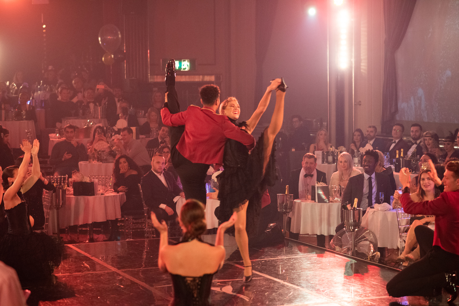 The London Cabaret Club: Gatsby with Love