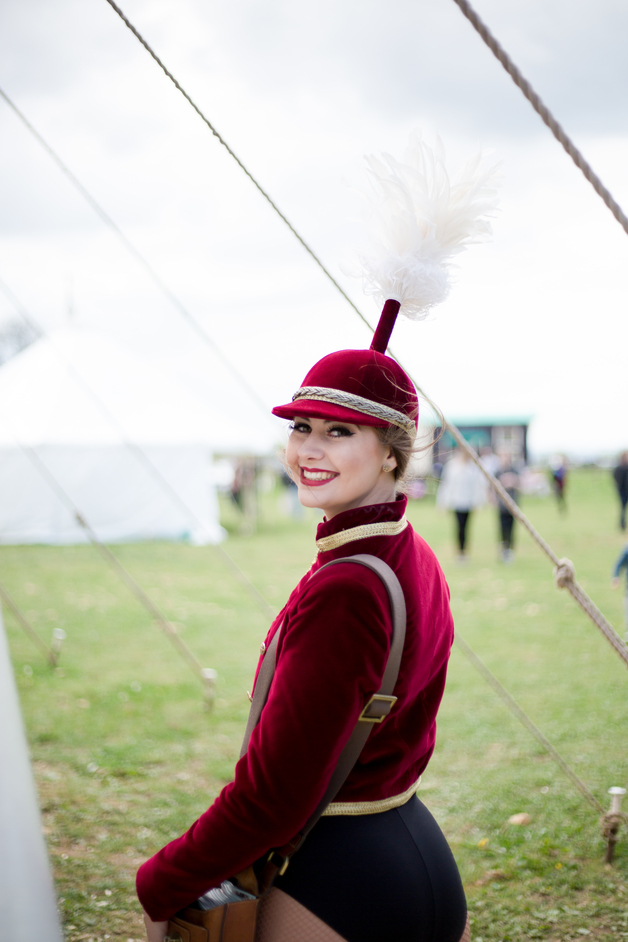 Giffords Circus: The Hooley - photo: Gem Hall