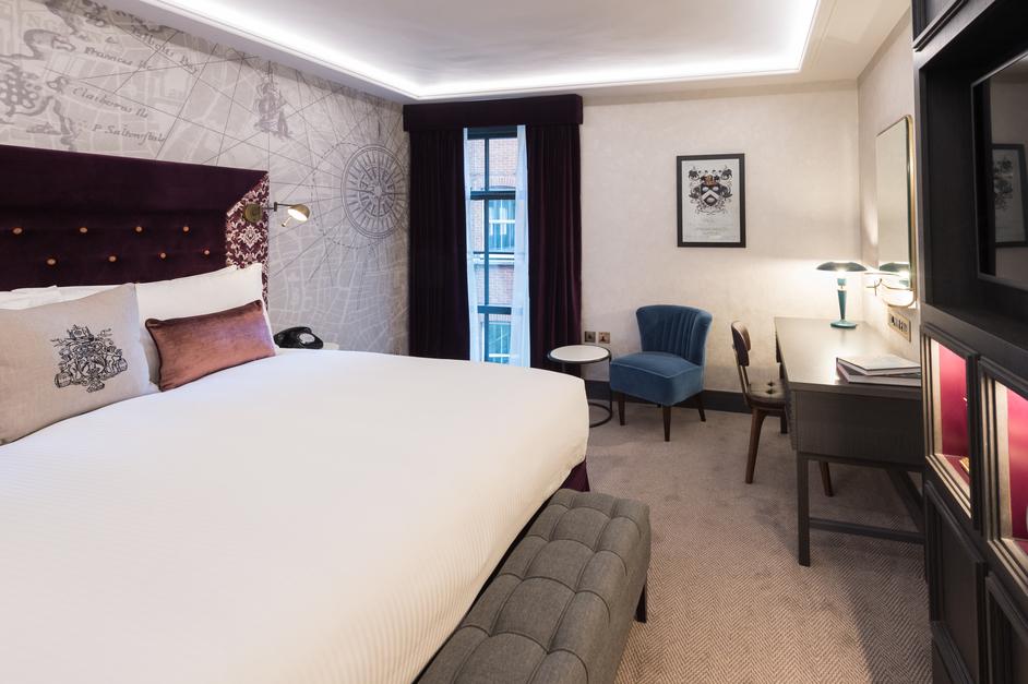 Vintry & Mercer Hotel - © Amy Murrell