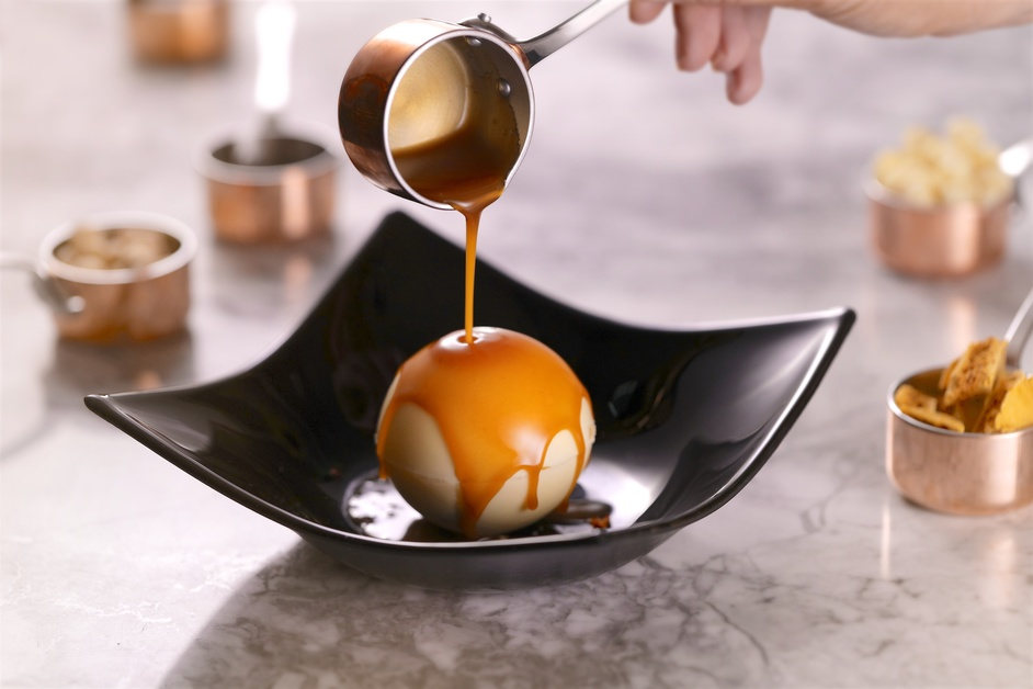 London Dessert Festival - by Helen Clark, Head Pastry Chef at P.F Chang's