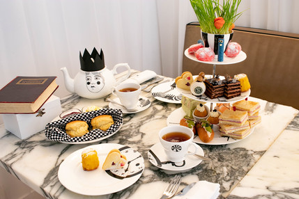 Mad Hatter's Afternoon Tea, Sanderson Hotel
