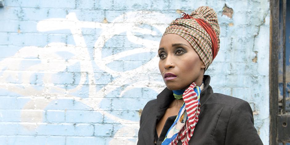 London Literature Festival - Image credit Malika Booker