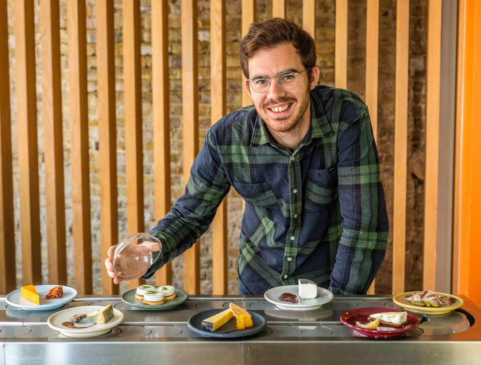 Pick & Cheese - Mathew Carver, The Cheese Bar