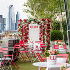 Oxo Tower: The Lillet Terrace