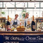 Butlers Wharf Chop House: The Oyster Shack