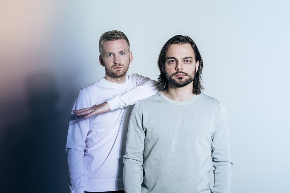 Olafur Arnalds Presents: OPIA - Kiasmos (Olafur Arnalds and Janus Rasmussen) © Sigga Ella