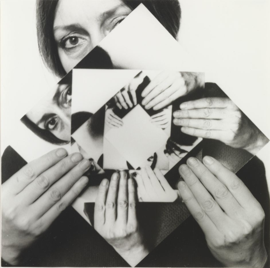 Dora Maurer - Seven Twists V 1979, Tate © Dóra Maurer