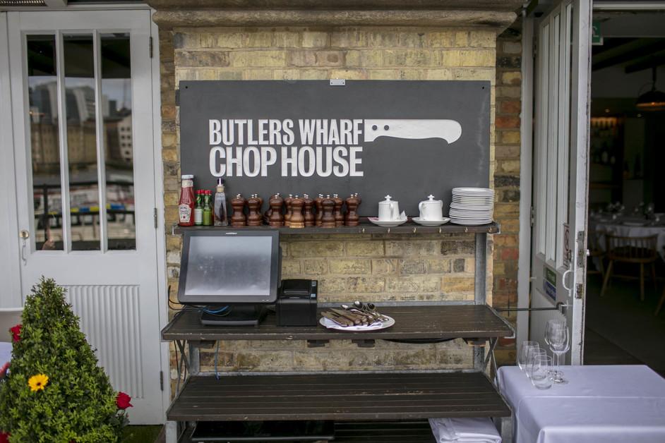 Butlers Wharf Chop House