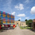 Dulwich Pavilion: The Colour Palace