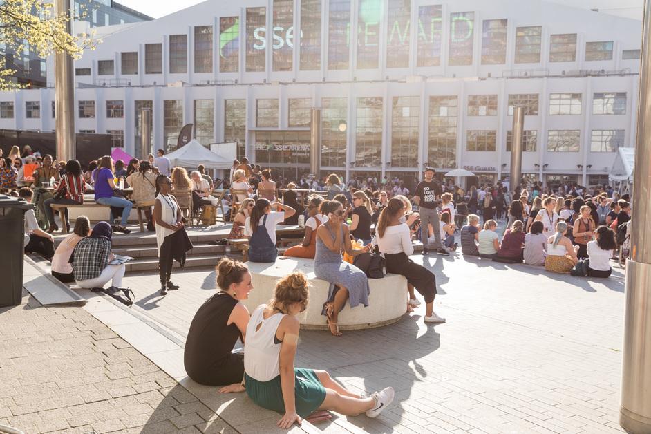 Wembley Park: Summer's Here