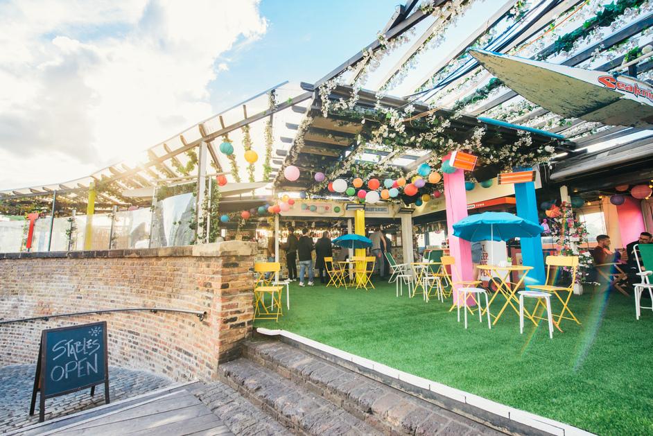 Wonderfest Rooftop - Photo: Carolina Faruolo