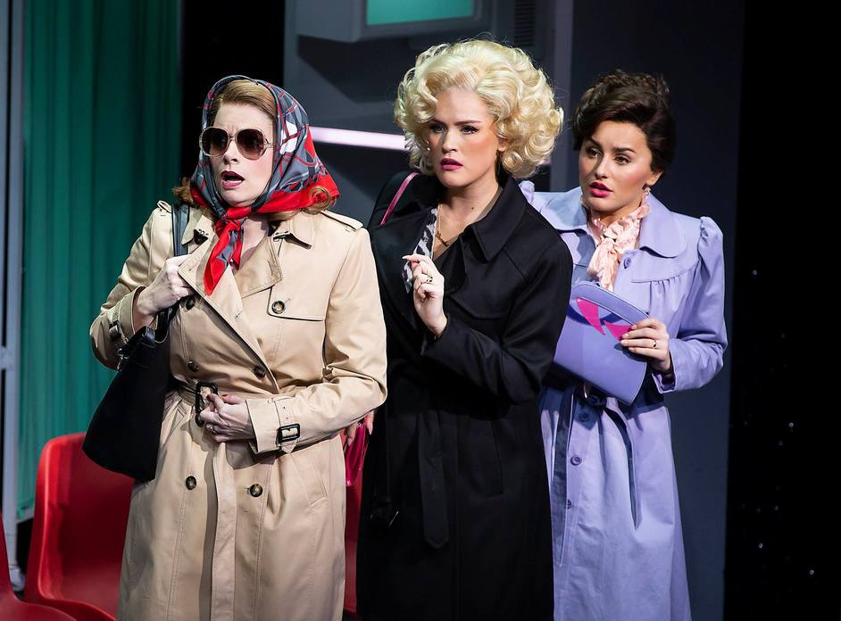 9 To 5 The Musical - Photo: Pamela Raith