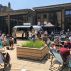 Summer at Eccleston Yards