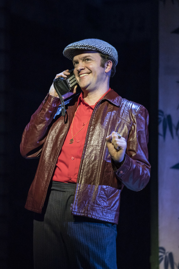 Only Fools And Horses: The Musical - Tom Bennett (Del Boy)