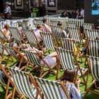 Wimbledon Screenings at St James's Market