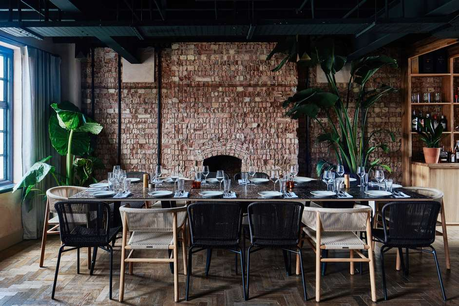 Gold - Gold Notting Hill - Private Dining Room - photo: Ingrid Rasmussen