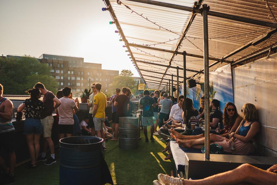 Street Feast: Model Market