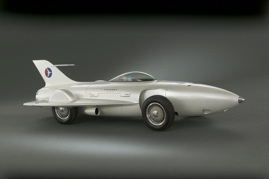 Cars: Accelerating the Modern World - General Motors Firebird I (XP-21), 1953© General Motors Company, LLC