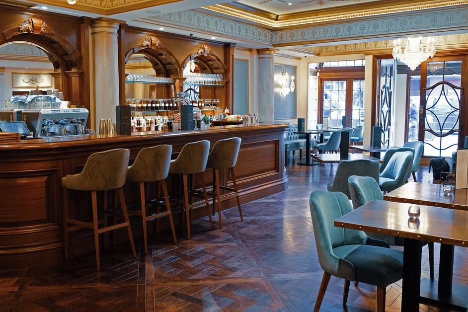 Victoria Palace Theatre - Pavlova's bar, Victoria Palace Theatre