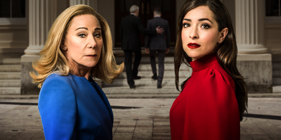 Two Ladies - Zoe Wanamaker and Zrinka Cvitesic star in Two Ladies