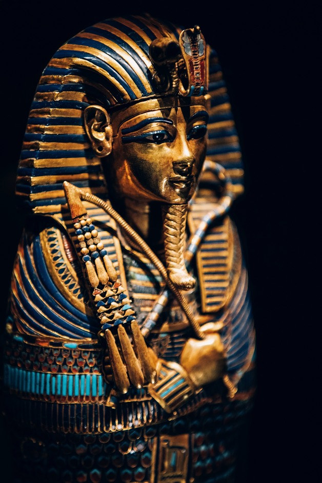 Tutankhamun: Treasures of the Golden Pharaoh - Coffinette, photo: IMG