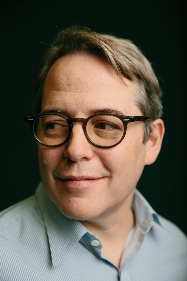 The Starry Messenger - Matthew Broderick, photo: Tawni Bannister