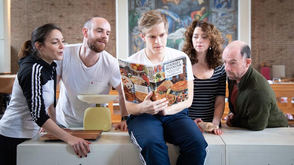 Toast - Ensemble Cast, photo (c) Piers Foley