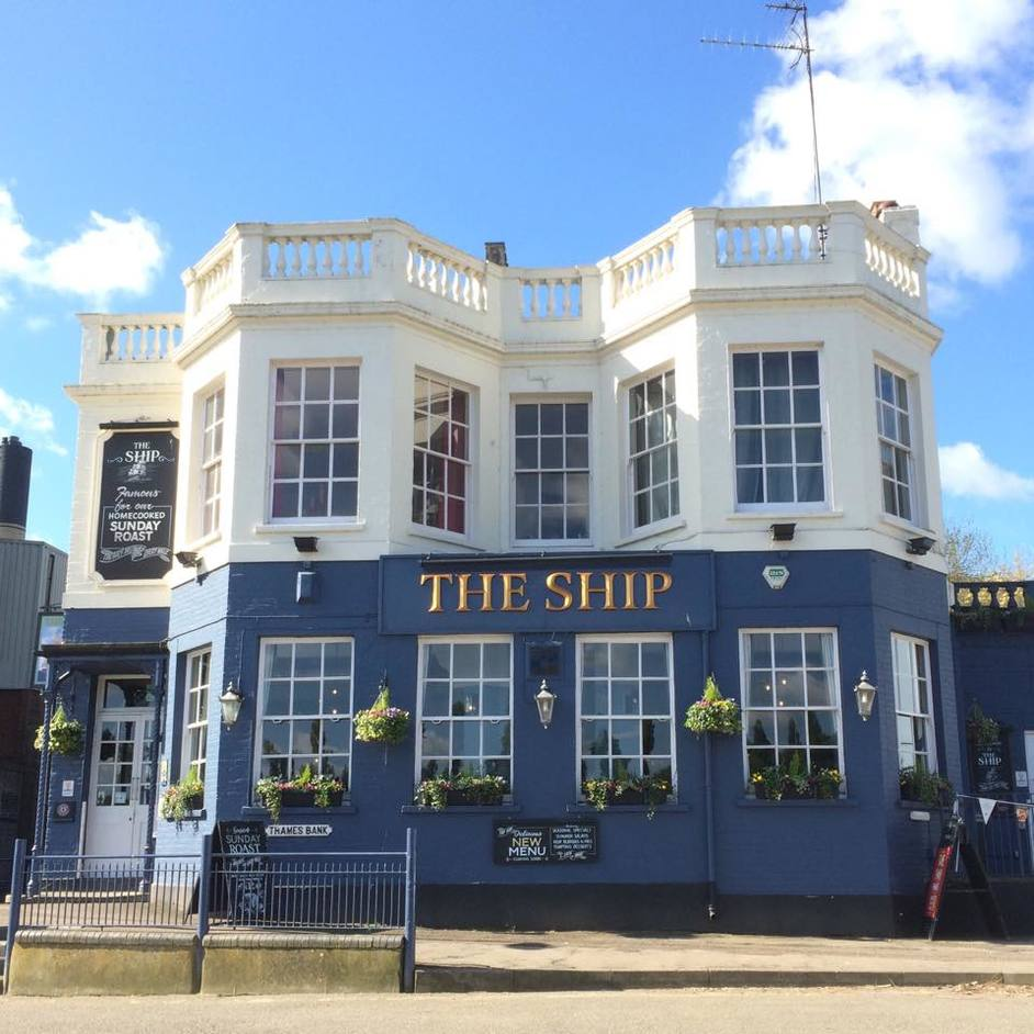 The Ship, Mortlake