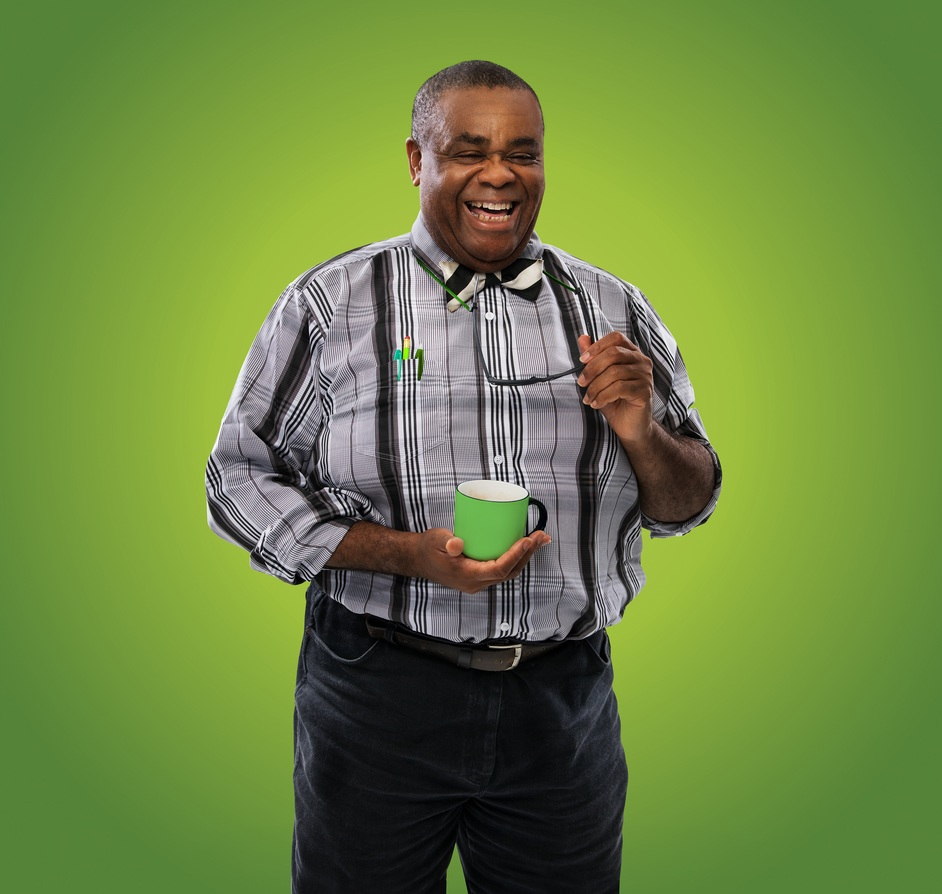 In The Willows - Clive Rowe as Badger