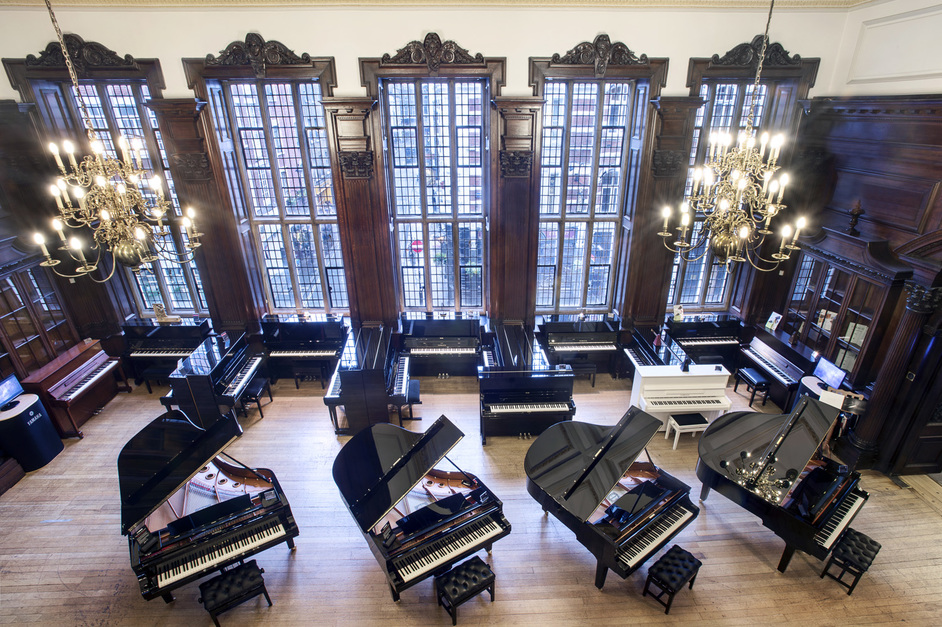 Learn to Play Weekend at Yamaha Music London