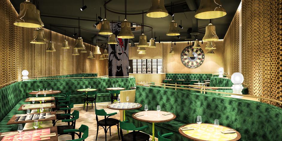 nhow London - nhow restaurant
