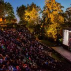 The Luna Cinema: Open Air Theatre, Regent's Park