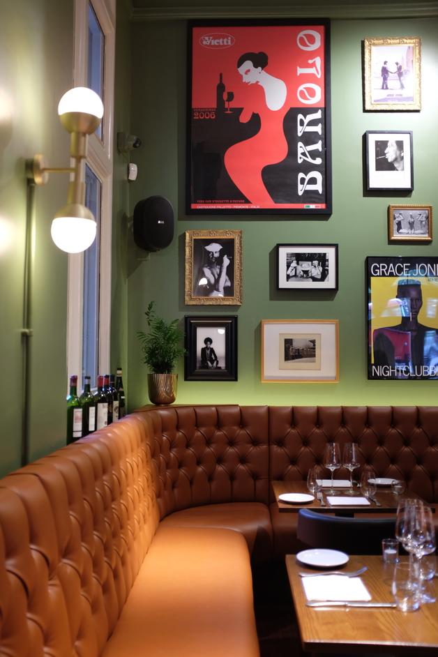 Gezellig Restaurant & Bar