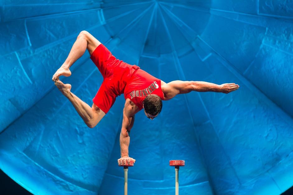 Cirque du Soleil: Luzia - Photo credit: Matt Beard
