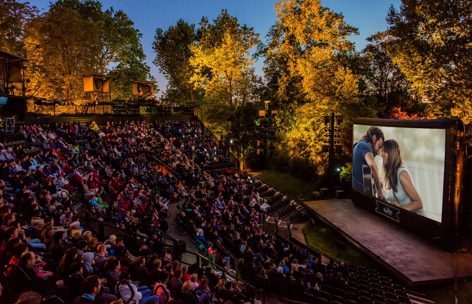 Luna Cinema: Regent's Park Open Air Theatre