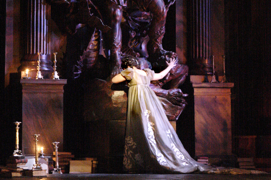 Royal Opera: Tosca - Tosca, Act II (2011) ©ROH/Catherine Ashmore, 2011