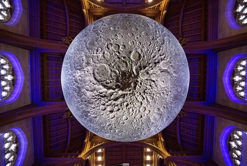 Museum of the Moon - photo: Neil James
