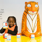 The Tiger Who Came To Tea and The Adventures Of Mog The Forgetful Cat