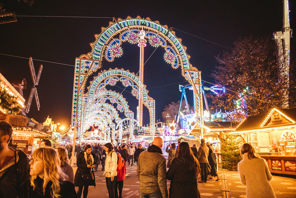Hyde Park Winter Wonderland - © IMG
