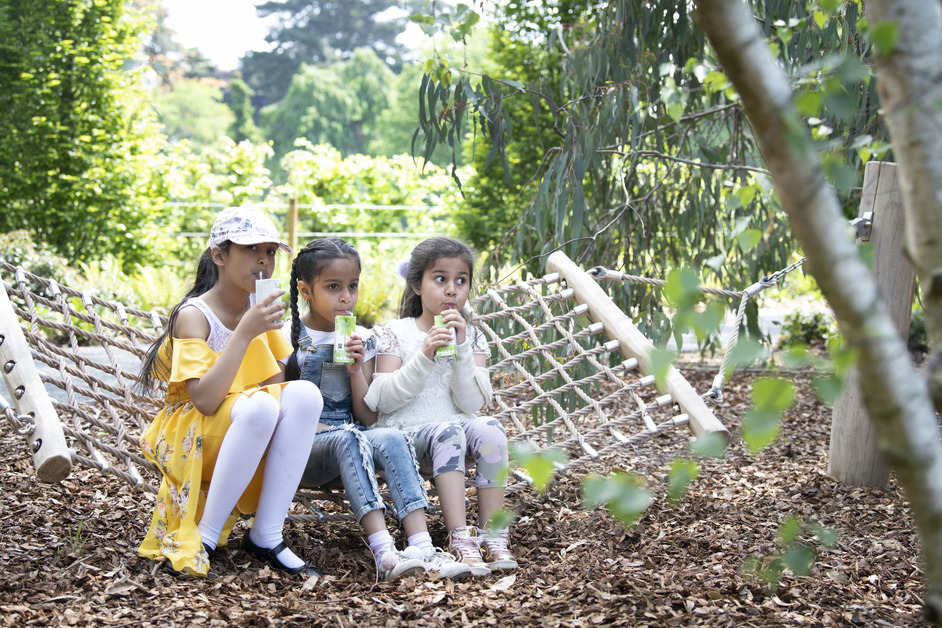 Kew Children's Garden - Children's Garden, Royal Botanic Gardens Kew, photo: Jeff Eden © RBG Kew