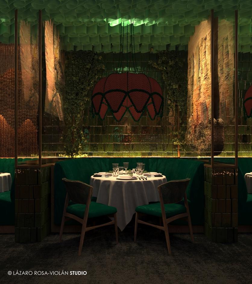 Amazonico London - ©Lazaro Rosa-Violan Studio
