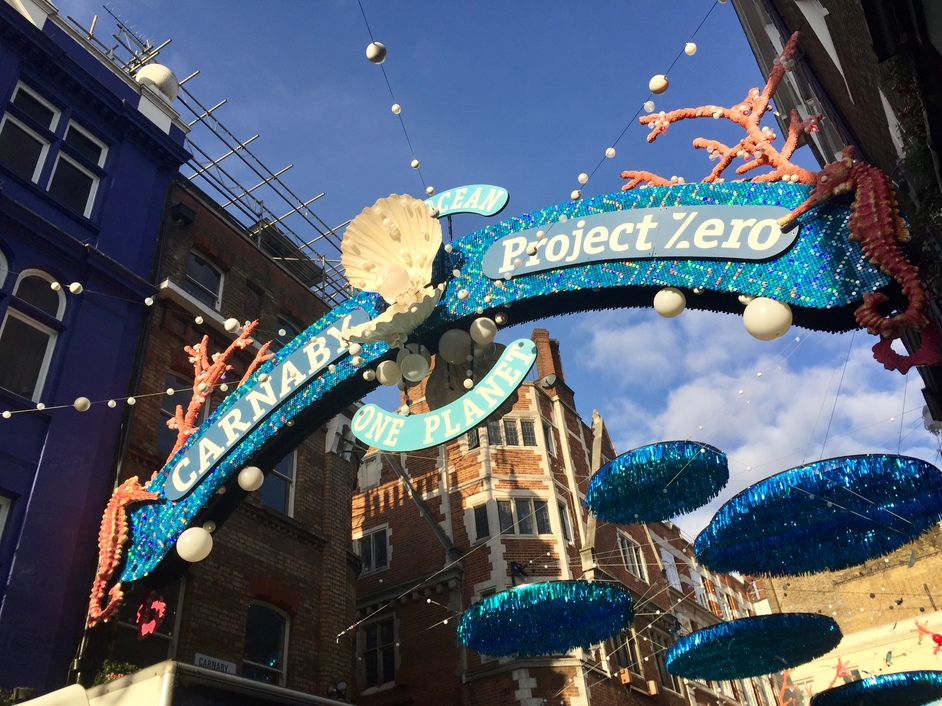 Carnaby Christmas Lights and Shopping Party