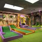 Plonk Crazy Golf Hoxton