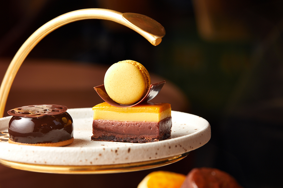 Do You Like Chocolate? Afternoon Tea at Kimpton Fitzroy London