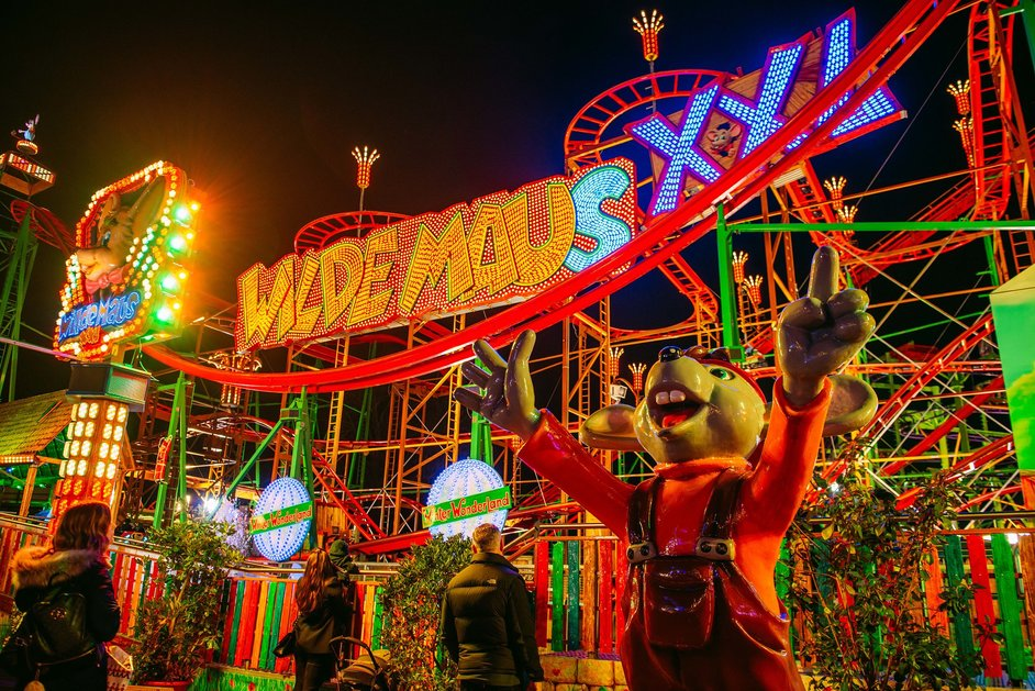 Hyde Park Winter Wonderland - © IMG 2018, Carolina Faruolo / Fanatic