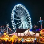 Winter Wonderland: Giant Observation Wheel