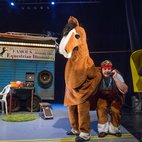Black Beauty: Red Bridge Arts & Traverse Theatre Company (Over 5s)